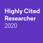 Highly cited reseacher 2020